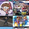 super smash another Nintendo best game