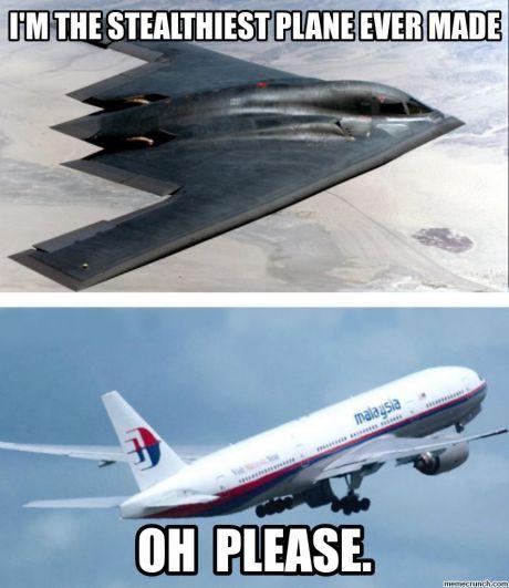 Waldo did Malaysia airlines - meme