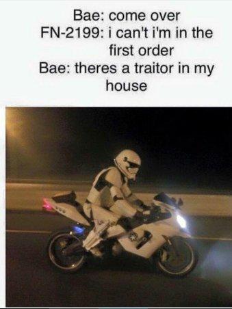 Only Star Wars fans will understand - meme