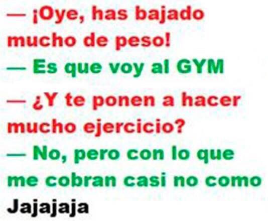 Gym - meme