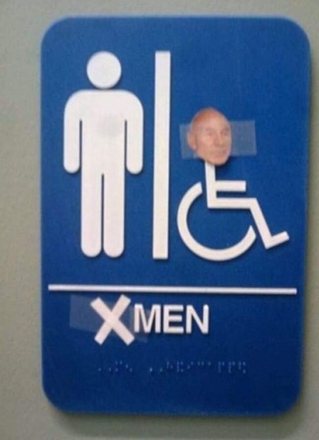 Irrespect de Charles Xavier - meme