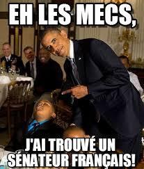 Sénateur français - meme