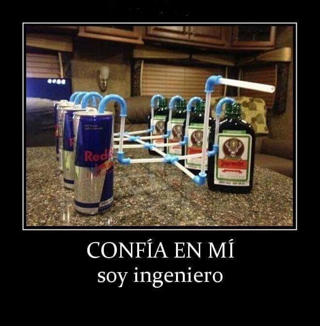 ingenieros - meme