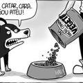 Pobre cão ateu