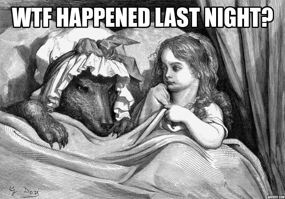 Wtf Fairytale - meme