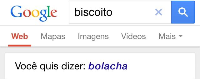 Até o Google sabe - meme