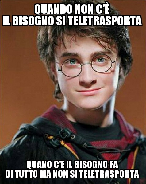 Harry potter - meme