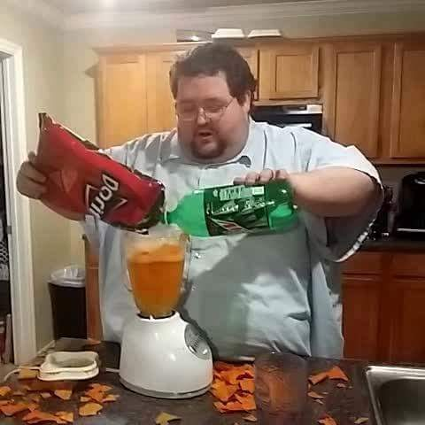 MLG juice - meme