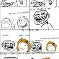 Troll dad, es original