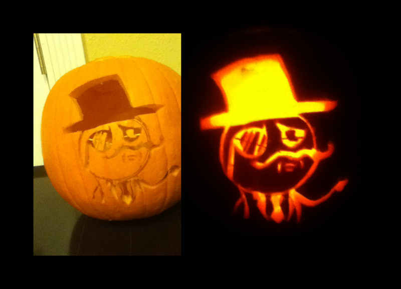 Fancy..Pumpkin. Sir - meme