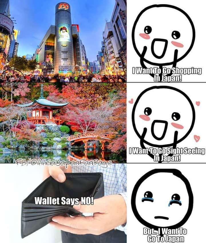 Japan be taken my money - meme