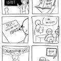 Je suis un idiot....