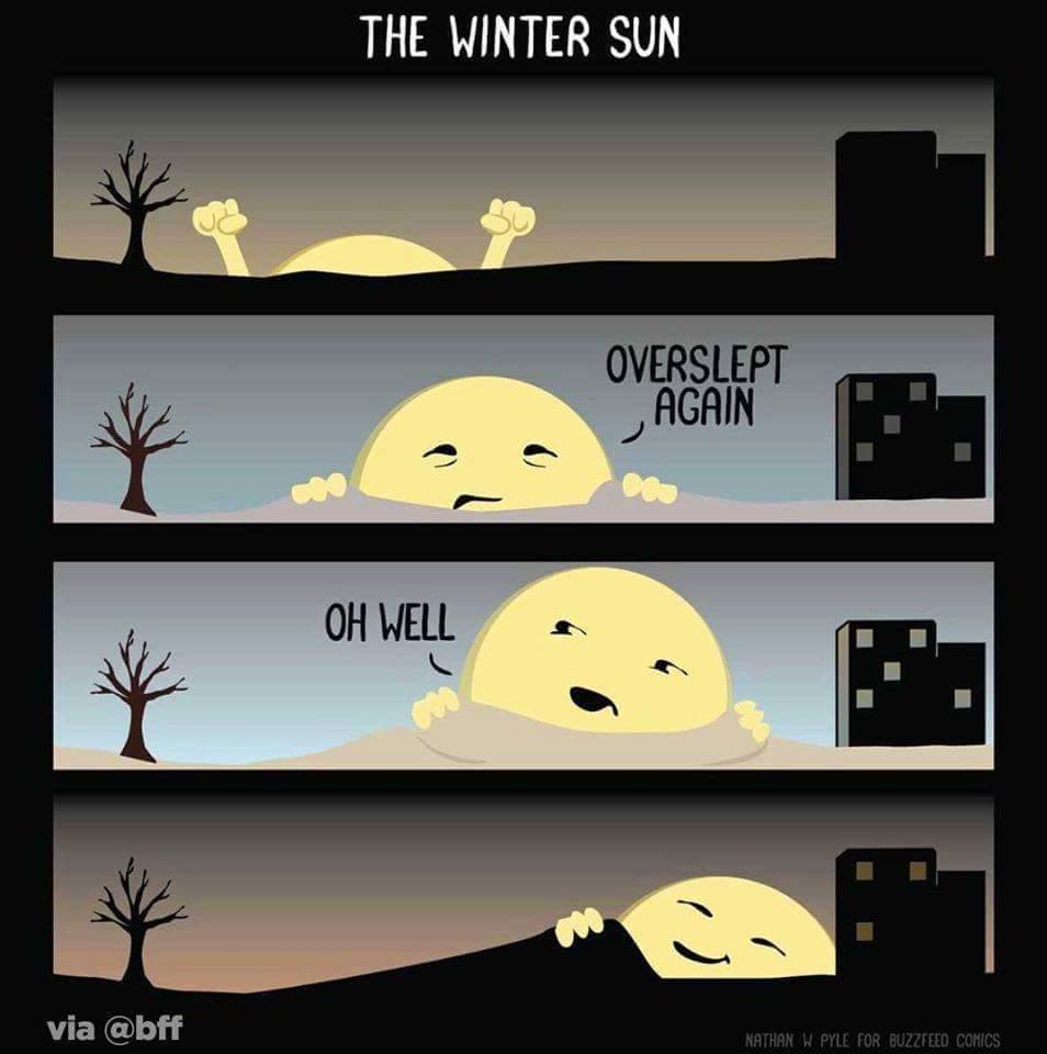 Winter in the North. - meme