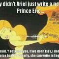 Wtf Ariel?