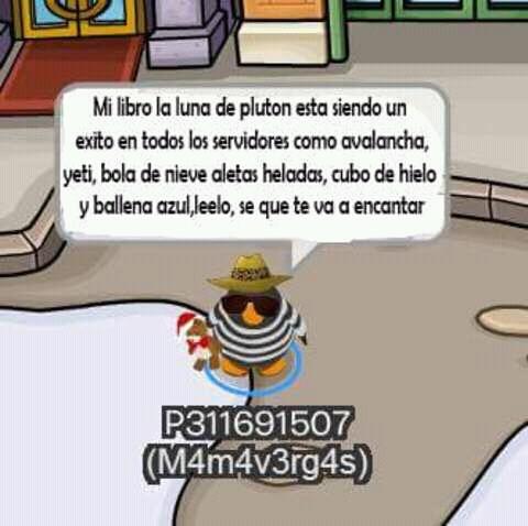 CP es club pinguin - meme
