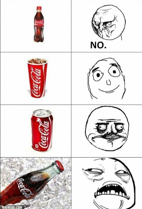 Coke:sweet: - meme