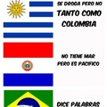 Sudamérica:v