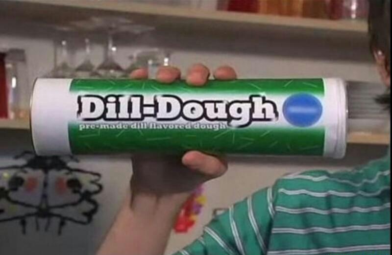 Dilldough - meme