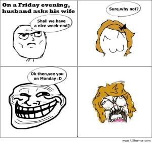 Nice weekend - meme
