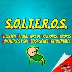 Solteros - meme