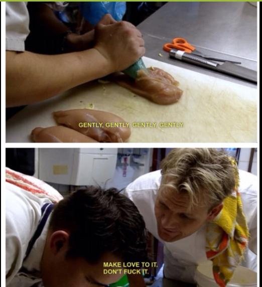 Cooking - meme