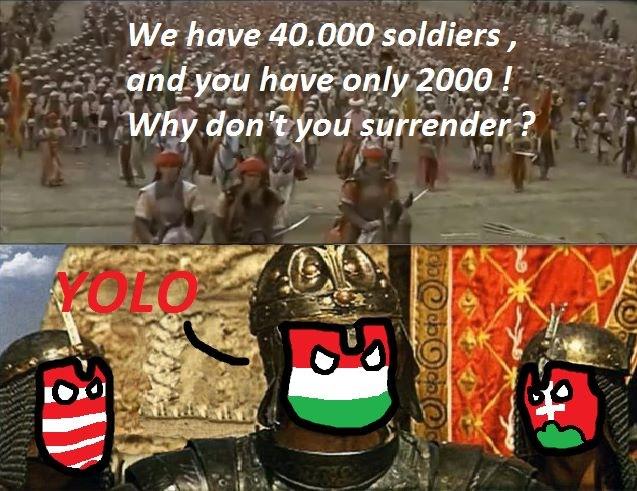 Hungary stronk! - meme