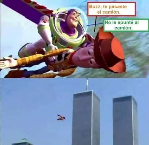 Ese buzz es un peligro! - meme