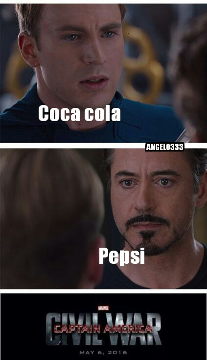 Coca cola tutta la vita - meme