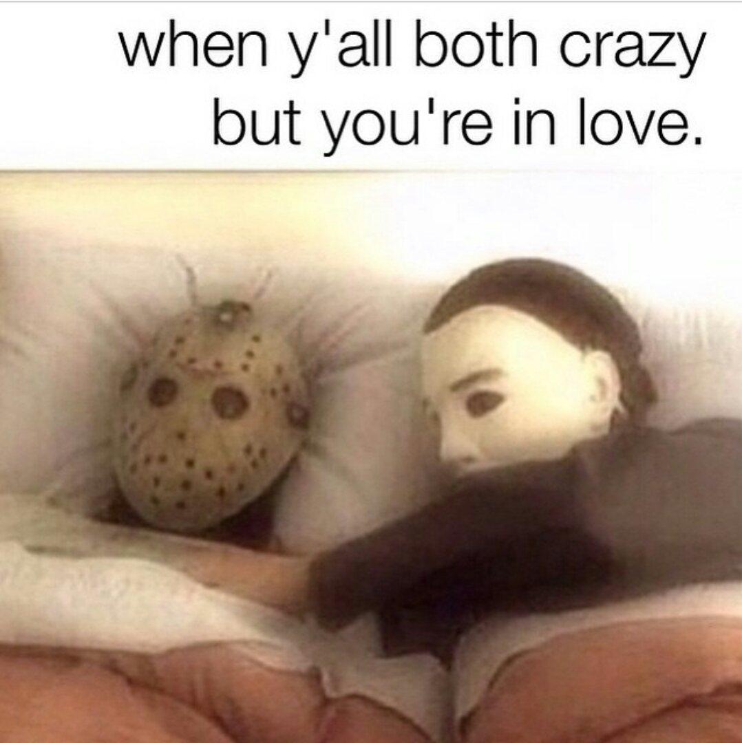 Crazy in love - meme