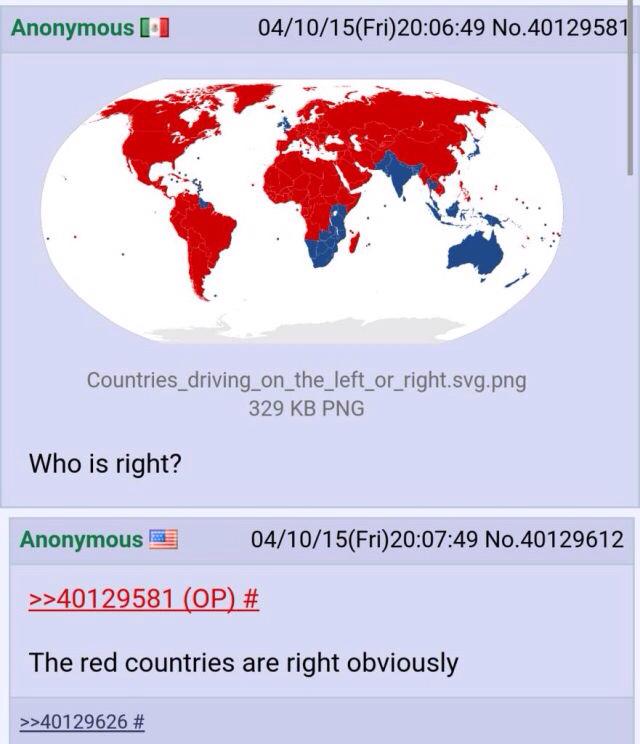 Anon is a smartass - meme
