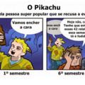 Pokemon que existem na faculdade pt1