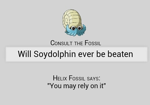 Im counting on you the almighty helix - meme