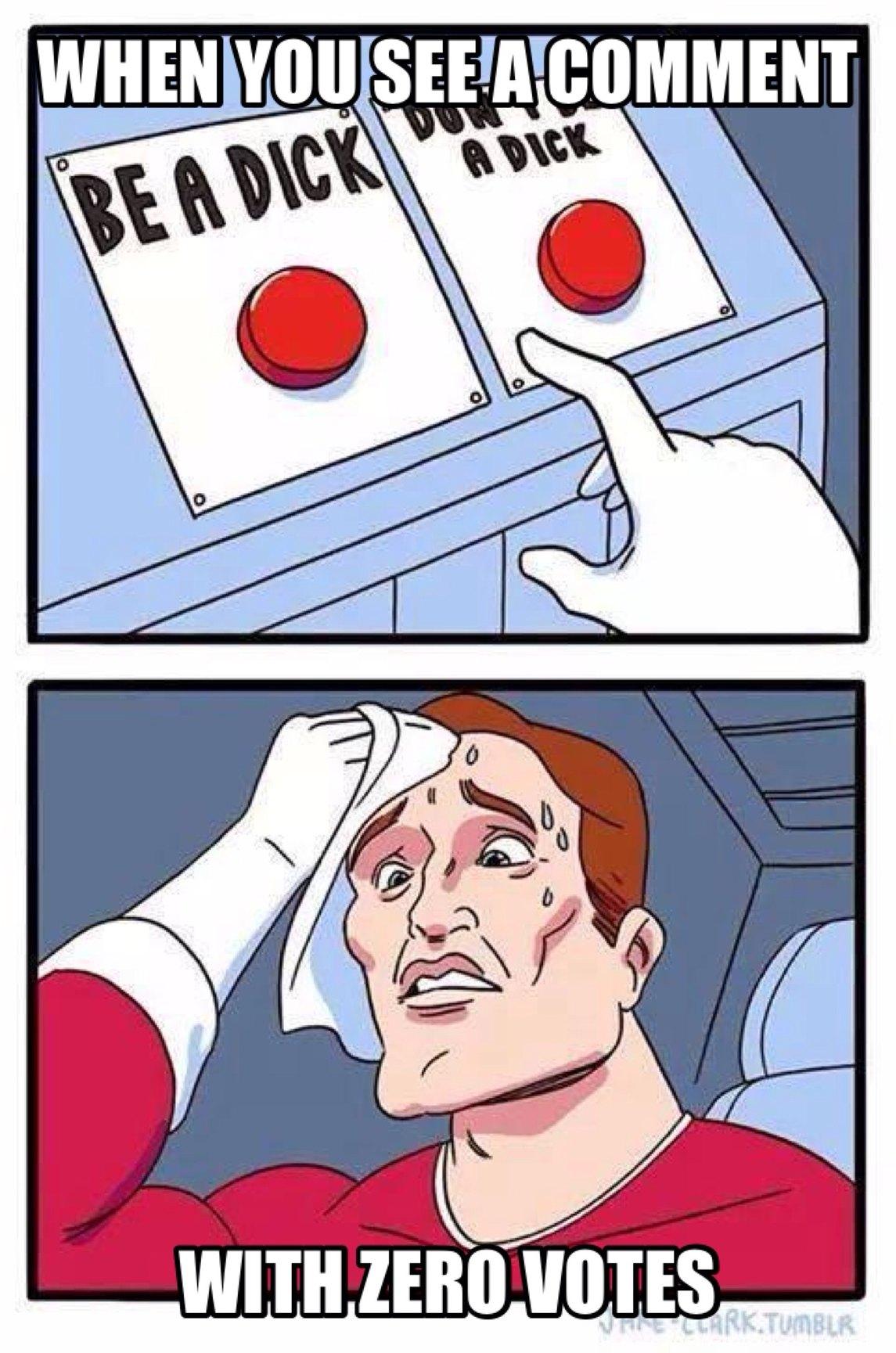 +1, or -1? - meme