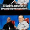 Berlusconi vuole rinnovare il suo bunga team