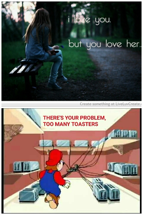 Get rid of some toasters - meme