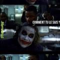 sacré joker