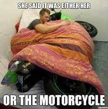 It probably rides better - meme