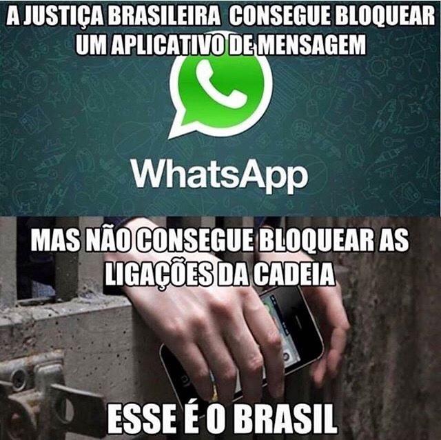 BEM VINDO AO BRASIL - meme