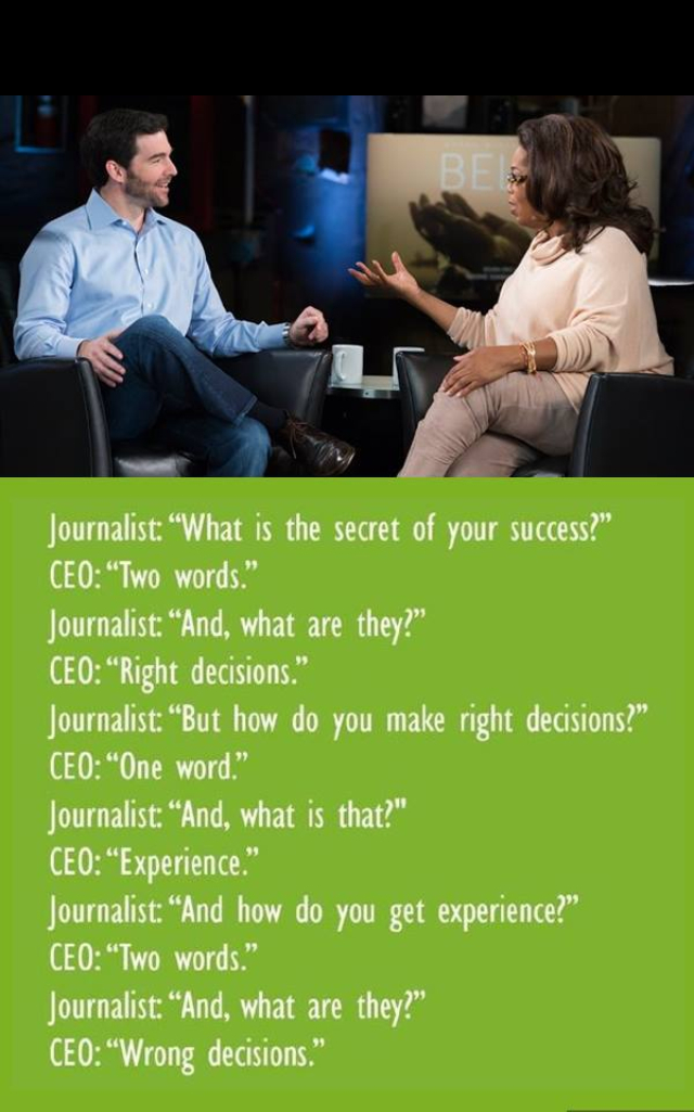 Ceo got answers - meme