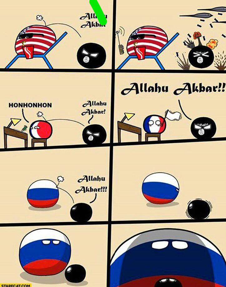 esa rusia - meme