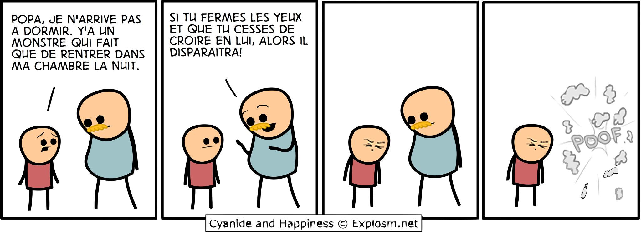 Cyanure et Bonheur #3 - meme