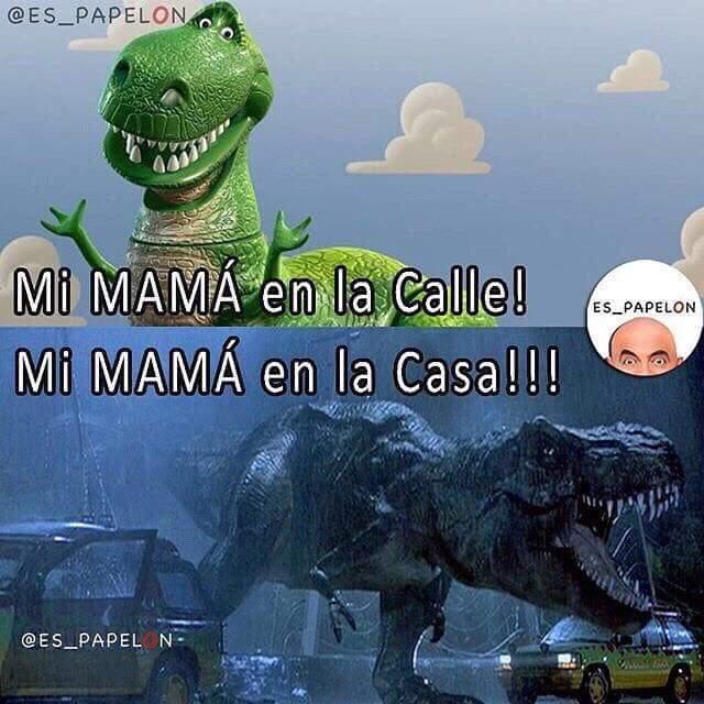 Mi mami :,v - meme