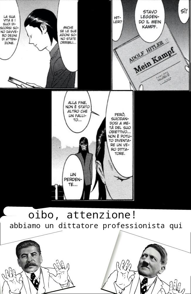 le vignette manga vanno lette da destra verso sinistra (kdk2 & waluigi) - meme
