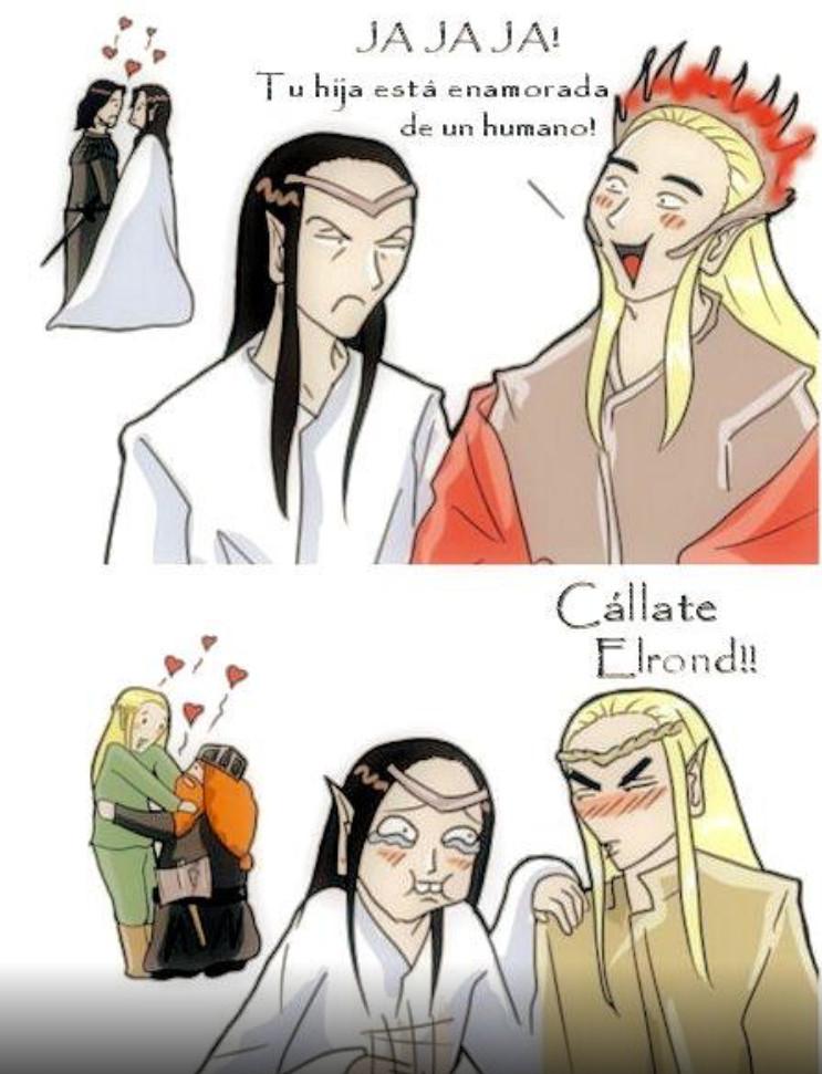 Elrond - meme