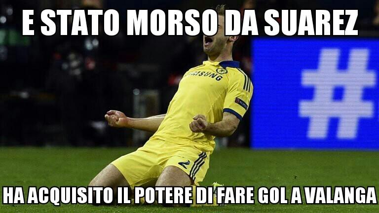 Chelsea 1_1 PSG - meme