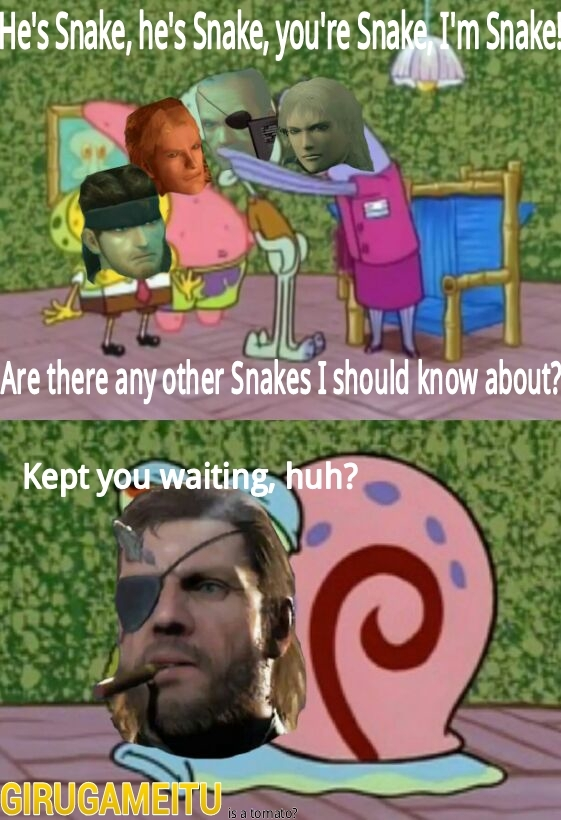 Big Boss Funny Meme : Big boss mgs memes pictures to pin on pinterest thepinsta