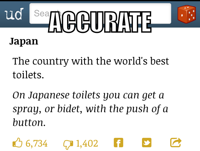 Japan: Land of Toilets - meme