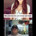 Aquela garota do mmd é fake!!!!