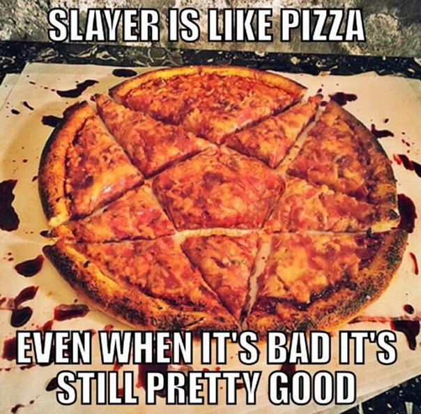 Favorite Slayer song?? - meme