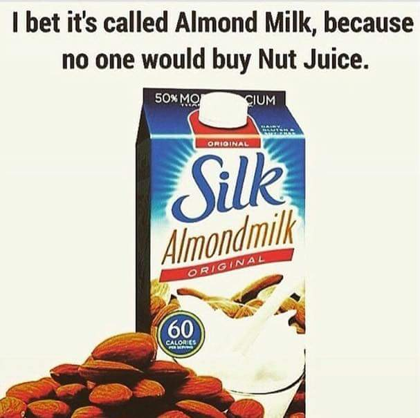 Nut Juice - meme